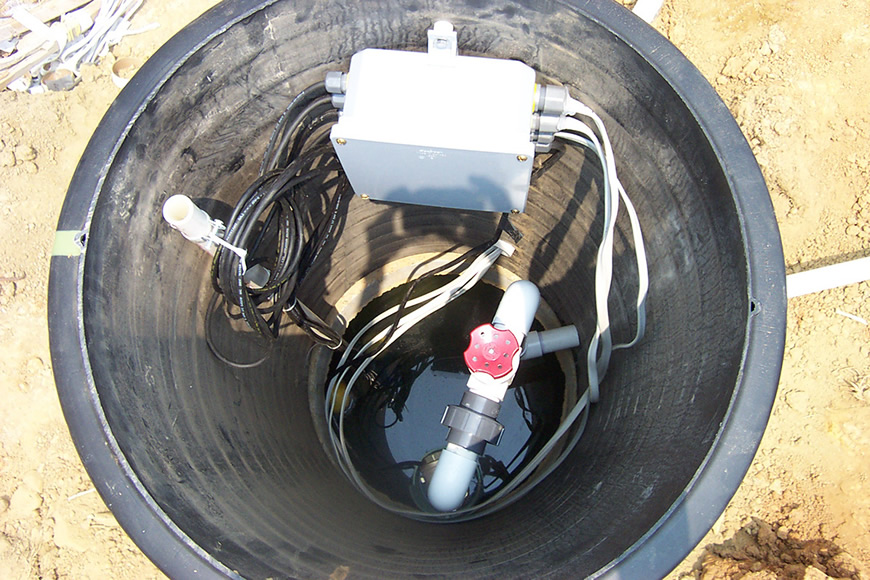 Drip Installation Septic Amp Pump Tanks Predoc Inc
